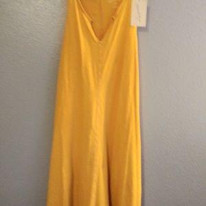 NWT midi light tunic dress